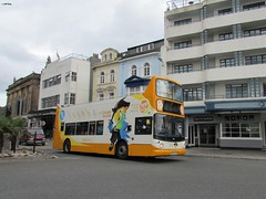 MX54LPN (jeff.day48) Tags: mx54lpn 18186 transbus trident alx400 stagecoachsouthwest hop122 torquay opentop
