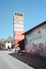 Freitag tower (titan3025) Tags: leica leicam6 m6 kodak portra 160 filmphotography grainisgood filmisnotdead ishootfilm zürich 2019