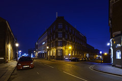 Dayus Square, Birmingham 18/04/2019 (Gary S. Crutchley) Tags: dayus square sq jewillery quarter birmingham author city cityscape uk great britain england united kingdom urban town townscape west midlands westmidlands nikon d800 history heritage local night shot nightshot nightphoto nightphotograph image nightimage nightscape time after dark long exposure evening travel street slow shutter raw