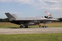 F-008 (Ian.Older) Tags: f008 f35a lightning klu royal netherlands air force rnlaf volkel luchtmachtdagen military jet fighter 323tes lockheed