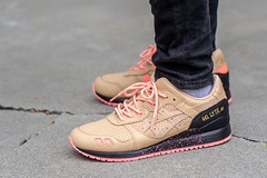 Sneaker Freaker x Asics Gel Lyte III Tiger Snake WDYWT On Feet (Tony Diamonds) Tags: sneaker freaker x asics gel lyte iii tiger snake wdywt on feet