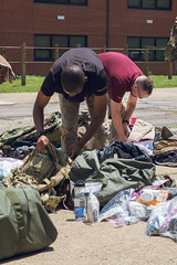 1st Regiment, Basic Camp arrives at Fort Knox, Ky. (armyrotcpao) Tags: 1stregiment army armyrotc arrival basiccamp cst cst2019 cadet cadetsummertraining fortknox kentucky layout