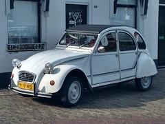 1986 Citroën 2CV6 Club (harry_nl) Tags: netherlands nederland 2019 haastrecht citroën 2cv6 pr11hs sidecode4