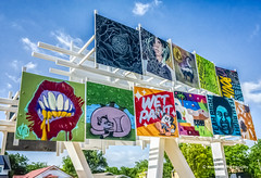 Signs of the Times (Kool Cats Photography over 12 Million Views) Tags: abstract abstractart art architecture clouds colorful fineart graffitti grafitti graphicarts oddsnends oklahoma outdoors photographicart photography ricohgrii scene signs streetart streetphotography