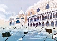 Flooding in Venice (2018) - André Carrilho (pedrosimoes7) Tags: andrécarrilho cartoon gagcartoon diáriodenoticias worldpresscartoon2019 centroculturalecongressosdascaldasdarainha leiria portugalworldpresscartoon venice veneza