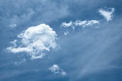 (kecotting) Tags: sky cloud outdoors june stratus cumulus clouds nature planet earth fujifilm blue clear fujinon xt2
