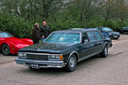 Chevrolet Carprice Classic Limousine 1977 (6459)