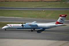 """Kärnten"" Austrian Airlines OE-LGA De Havilland Canada DHC-8-402Q Dash 8 cn/4014 @ LOWW / VIE 21-06-2018 (Nabil Molinari Photography) Tags: kärnten austrian airlines oelga de havilland canada dhc8402q dash 8 cn4014 loww vie 21062018"
