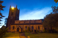 St Mary's Noctilucent Clouds (Yorkshire Pics) Tags: noctilucent noctilucentclouds 2106 21062019 21stjune 21stjune2019 swillington