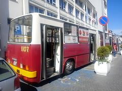 Ikarus 280.70E #1007 (Ikarus1007) Tags: mzk koszalin ikarus 28070e 1007