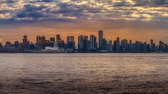 Vancouver seascape (kellypettit) Tags: seabus vancouver northvancouver cityscape seascape canada bc