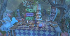 Eat Me (Clem (ಥ﹏ಥ)) Tags: slavi secondlife sl aliceinwonderland alice wonderland virtual 3d