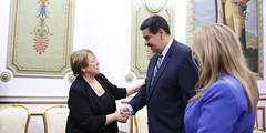Presidente Maduro recibe a la Alta Comisionada de la ONU para los DDHH en el Palacio de Miraflores (Cancilleria VE) Tags: ahora envivo deinteres 21junio noticia ultimominuto fotos revolucióngarantíadepaz trumpdesbloqueavenezuela venezuela presidentemaduro venezuelapresidentenicolasmaduro hoy 21jun eeuu michellebacheletonu venezuelamichellebacheletonu onu un anc michellebachelet video destacado elmundosolidaridadconelpueblodevenezuela solidaridadconelpueblodevenezuela solidaridad 2añossomosvenezuela frasesdechávez planvueltaalapatria revolucionbolivariana diplomaciabolivariana chavista revolucionaria chavezvive juntostodoesposible juntxstodoesposible bolivariana bolivarian politica nuestraamérica patriagrande trumpunblockvenezuela cooperación handsoffvenezuela antiimperialista síaldialogovenezuela clapcontraelbloqueo venezuelaluchaytrabaja clap últimominuto paz solidaridadconvenezuela venezuelaantiimperialista noalbloqueocontravenezuela lulalivre alimentaciónsoberana atenciónsocialparaelpueblo chambaesproduciryvencer fanb lavrov rusia