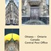 Ottawa Ontario Canada ~ Postal Station B, Central Post Office ~ Heritage Site