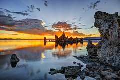 Mono Lake Sunrise June 2017 (Jeff Sullivan (www.JeffSullivanPhotography.com)) Tags: california county sunset usa lake nature sunrise landscape united states mammothlakes sierranevada easternsierra leevining copyright jeff june canon photography eos photo sullivan 6d 2017 mono sierra eastern