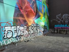 Chinatown vacant block (martyr_67) Tags: chinatown melbourne oppo r17