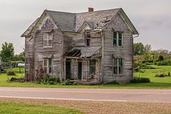 Bird House (nikons4me) Tags: ia iowa oldhouse decay abandoned abandonment nikond200 nikonafsdx18200mmf3556gifedvr ruins bird oncewashome
