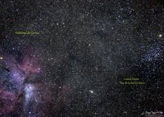 La Carina (diegotapiamontaner) Tags: carina etacarina astropicsaustral astrophotography constellation sonyalpha deepsky nightscapers nightphotography largaexposicion longexpolite sonyalphachile cajondelmaipo