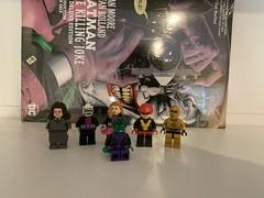The Doom Patrol (JLDark) Tags: dc dcu dceu dcuniverse dp doom patrol doompatrol tt teen titans teentitans arrowverse berlanti
