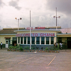 Accra Airport (Andy961) Tags: africa ghana accra airport airports acc terminal kodacolor