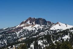 Lassen Volcanic National Park (rmstark3) Tags: lassen volcanic national park mountain snow rock california usa blue sky trees geology