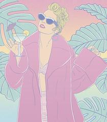 YNTCD (shesarebelart) Tags: illustration yntcd aesthetic tumblr pastel colors taylor swift desenho art vaporwave ilustracion ilustração