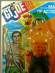 Hasbro – Adventure Team – Muscle Body – Man of Action – Non Gear Version – Close Up 1 (My Toy Museum) Tags: g i joe hasbro adventure team muscle body moa action figure