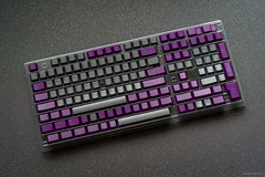 JYL02940 (kivx) Tags: gmk keyboard keycaps keycap keyset mechanical mechanicalkeyboards mechanicalkeyboard deep space deepspace lsj gaming gamingkeyboard cherry cherrymxswitch clear mxclear sony sel90m28g a7m3 a73 abs doubleshot gmkdeepspace