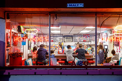 Granby, MA - 6/21/19 - #365 (joefgaylor) Tags: granby mass westernmass ice cream diner icecream food neon neonsign summer