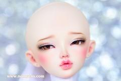[ SOLD OUT ]  MNF Chloe SP. SP. [ MOD. eyes ] (♥..Nomyens..♥) Tags: bjd balljointdoll toy doll custom faceup paint painting painted repaint handmade nomyens nomyenscom dollfairyland minifee chloe msd modifydoll modifyeyes