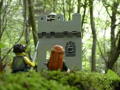 Indianer! (captain_joe) Tags: sooc burg castle toy spielzeug 365toyproject lego minifigure minifig moc