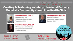 #ACRM2019 Symposia CrossCutting Landgraff #600509 (ACRM-Rehabilitation) Tags: acrm2019 chicago hiltonchicago acrmprogressinrehabilitationresearchconference acrmconference acrm|americancongressofrehabilitationmedicine acrm annualconference interdisciplinary interprofessional symposia crosscutting clinicalpractice continuingeducationcredits cmeceu medicaleducation medicalconference medicalassociation scientificresearch science physiciansandcliniciansnetworkinggroup physicians