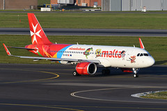 9H-NEO Airbus A320-251N EBBR 13-05-19 (MarkP51) Tags: 9hneo airbus a320251n a320n a320neo a320 neo airmalta km amc nickelodeon specialcolours brussels zaventem airport bru ebbr belgium airliner aircraft airplane planr image markp51 nikon d500 sunshine sunny nikon200500f56vr