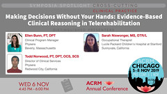 #ACRM2019 Symposia CrossCutting Bunn #639416 (ACRM-Rehabilitation) Tags: acrm2019 chicago hiltonchicago acrmprogressinrehabilitationresearchconference acrmconference acrm|americancongressofrehabilitationmedicine acrm annualconference interdisciplinary interprofessional symposia crosscutting clinicalpractice continuingeducationcredits cmeceu medicaleducation medicalconference medicalassociation scientificresearch science physiciansandcliniciansnetworkinggroup physicians