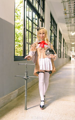 DCS_1596_LR (jerry6980) Tags: taiwan cosplay 砲雷撃戦 博麗神社例大祭 ぱんっあ☆ふぉー! 少女戦略最前線 少女前線