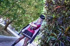 DCS_1423_LR (jerry6980) Tags: taiwan cosplay 砲雷撃戦 博麗神社例大祭 ぱんっあ☆ふぉー! 少女戦略最前線 少女前線