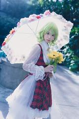 DCS_1611_LR (jerry6980) Tags: taiwan cosplay 砲雷撃戦 博麗神社例大祭 ぱんっあ☆ふぉー! 少女戦略最前線 少女前線