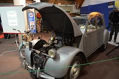 "Citroën 2CV Type A ""Lucette"" 1951. Châssis 8604 (benoits15) Tags: citroën 2cv typea lucette 1951 french car deuche avignon motor festival"