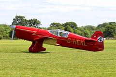 G-HEKL Old Warden 02/06/19 (Andy Vass Aviation) Tags: oldwarden ghekl mewgull