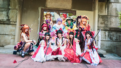 DCS_1521_LR (jerry6980) Tags: taiwan cosplay 砲雷撃戦 博麗神社例大祭 ぱんっあ☆ふぉー! 少女戦略最前線 少女前線