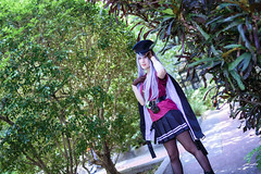 DCS_1422_LR (jerry6980) Tags: taiwan cosplay 砲雷撃戦 博麗神社例大祭 ぱんっあ☆ふぉー! 少女戦略最前線 少女前線