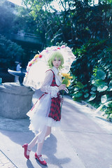 DCS_1607_LR (jerry6980) Tags: taiwan cosplay 砲雷撃戦 博麗神社例大祭 ぱんっあ☆ふぉー! 少女戦略最前線 少女前線