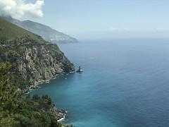 coast (photographedbyac) Tags: tyrrheniansea mediterranean coastal scenic drive amalficoast italia italy