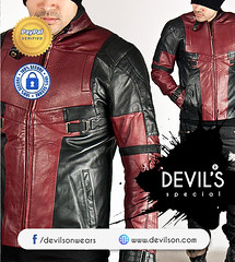 Devilson-is-a-professional-leather-apparel (devilsondotcom) Tags: leather jackets mens fashion menswear devilson leatherapparel livehappy