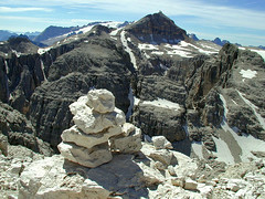 Piz Boè (Vid Pogacnik) Tags: italy mountain landscape outdoors italia hiking dolomites dolomiti sellagroup pizboe