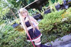 DCS_1563_LR (jerry6980) Tags: taiwan cosplay 砲雷撃戦 博麗神社例大祭 ぱんっあ☆ふぉー! 少女戦略最前線 少女前線