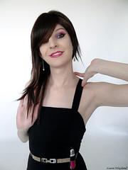 Dedicated to @Lee NYC1 (Laura Wayland) Tags: laura wayland crossdress crossdresser trans tranny shemale traps femboy tgirl ladyboy travesti french france model fashion