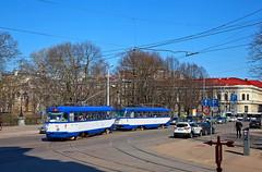 95524 (220 051) Tags: strasenbahn tram tramway tranvia trambahn חשמליה 市内電車 路面電車 有轨电车 有軌電車 trikk tramwaj трамвай eléctrico villamos električka tranvai sporvogn spårvagn ترامواى tranvía carro raiitiovaunu τραμ streetcar riga 189