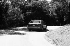 Automotive Amazingness (SuperSpookyGhostKid) Tags: mercedes vintage retro film grain automotive auto car driving drive nature natural manmade photograph cool