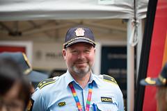 1906-HMW-0779 (Oslopride) Tags: oslopride2019 politiet pridepark